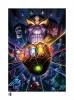 Thanos & Infinity Gauntlet by Fabian Schlaga