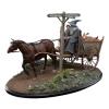 Weta: Gandalf & Frodo on Cart 1/6 Diorama