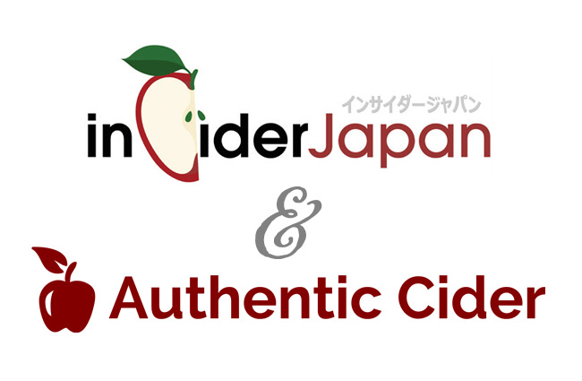 inCiderJapan & Authentic Cider Partnership