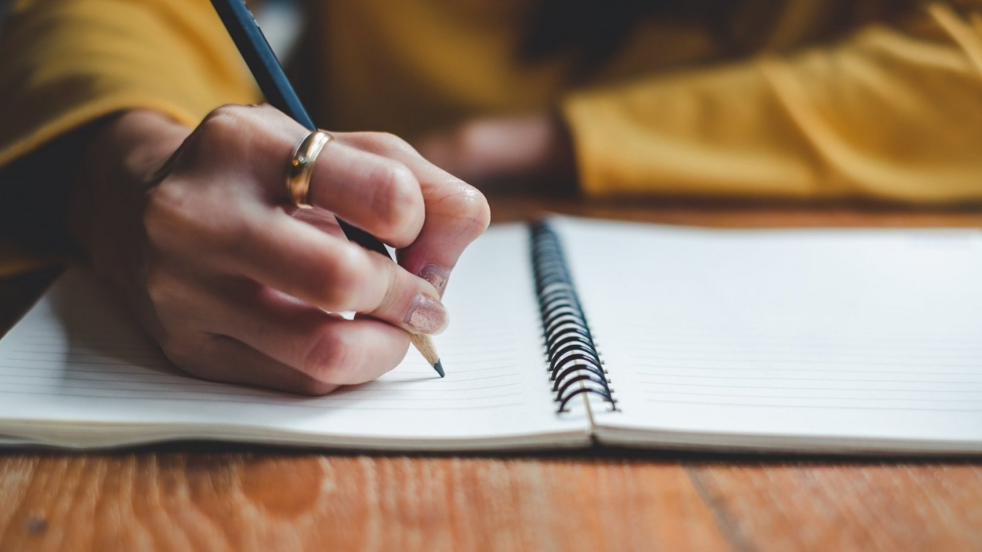 How To Boost Your Self Esteem Write Down A Bit Of Your