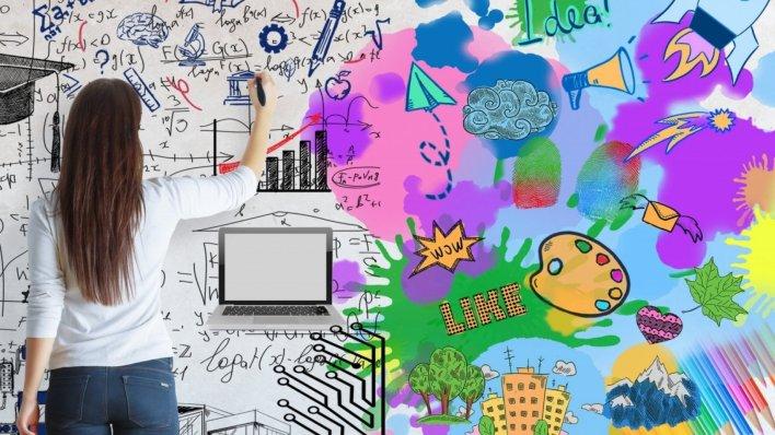 the simple reason everyone can be creative | inc.com