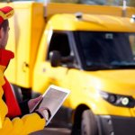 DHL Plans to Test Self-Driving Trucks in 2018