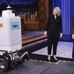 Coming Soon to Your Door: Pizza Delivery Via FedEx's Self-Driving Robots