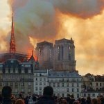 After the Notre-Dame Fire, Business Owners Pledge to Help Rebuild--and They're Not All French