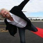 Richard Branson Survives Hurricane Irma on His Private Island