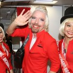 Sir Richard Branson's Advice to Entrepreneurs: Screw It, Just Do It