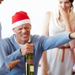 A Fired Employee Wants to Attend the Office Holiday Party