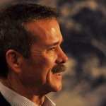 Legendary Astronaut Chris Hadfield Has a 4-Step Plan to Reaching Goals That Seem Impossible Today