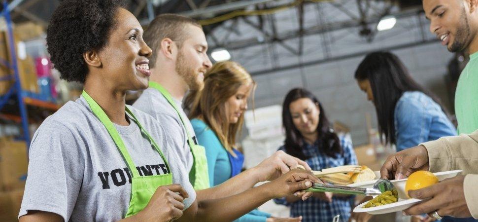 Impactul team - Helping Others