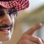 Tech World Is Shaken by Tech Investor Prince Alwaleed bin Talal's Arrest