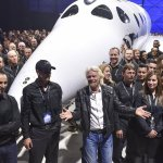 Richard Branson Celebrated Virgin Galactic's First Spaceflight the Only Way He Knows How--It's a Lesson in Motivating Teams