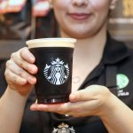 You're About To Experience Starbucks' New Way of Serving Coffee (It's Amazing What Chemicals Can Do)