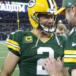 It Took Aaron Rodgers Exactly 7 Words to Teach a Powerful Lesson in Leadership