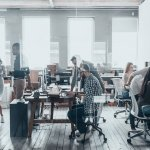 OK, Open Plan Offices Kill Collaboration But at Least They Won't Kill You From Sitting All Day