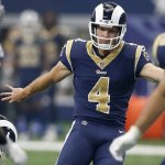 How Rams Kicker 'Greg the Leg' Delivered a Clutch Performance When 70,000 Screaming Fans Wanted Him to Miss