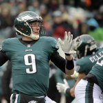 Nick Foles Was Given a Life-Changing Opportunity. Here's How He Seized the Moment
