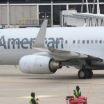 An American Airlines Passenger Catches an Employee Doing Something Stunning