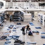 Watch How Levi's Makes Perfectly Distressed Denim in 90 Seconds