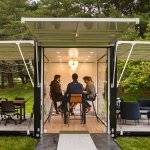 Treehouses, Rooftop Bars, and a Pool: Check Out These 9 Awesome Outdoor Work Spaces