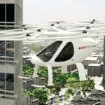 An Autonomous Air Taxi Landed Safely After Test Flight in Dubai