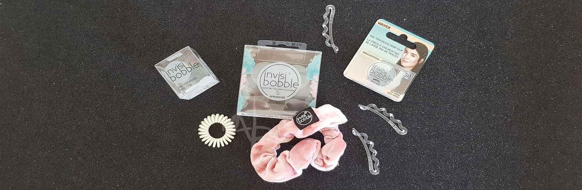 Copertina accessori per capelli Invisibobble
