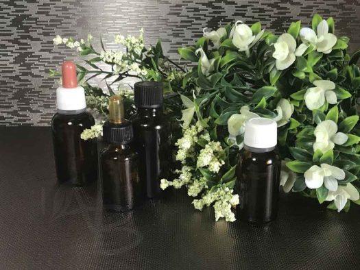 Aromaterapia con oli essenziali