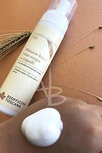 Mousse basic viso- corpo-capelli Biofficina Toscana