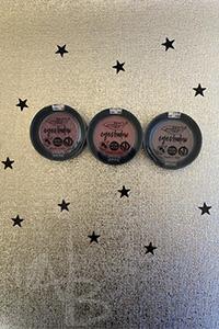 Cialde ombretti di Purobio Cosmetics