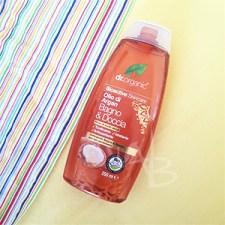 Bagnoschiuma olio di argan Dr. Organic