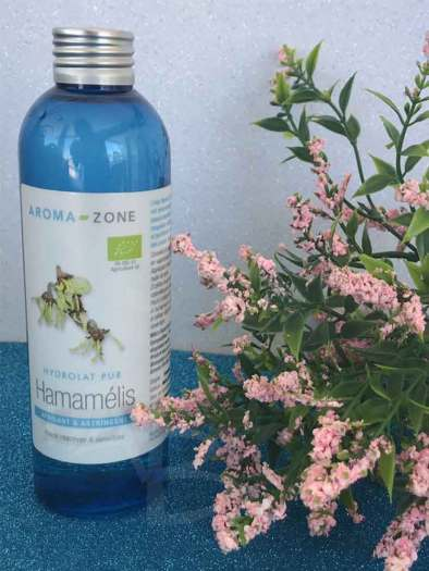 Idrolato di hamamelis di Aromazone