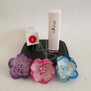 Rossetto 08 della linea make-up Floralya di Juveniis