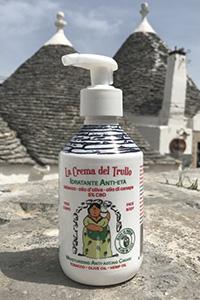 Packaging della Crema del Trullo di Pugliami