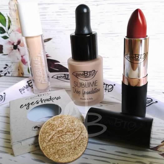 Linea Luxus di Purobio cosmetics