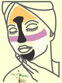 Esempio di multimasking con maschere viso
