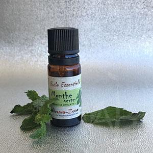 Olio essenziale di menta del brand Aromazone