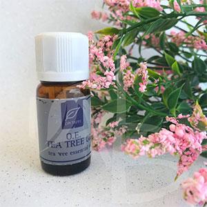Olio essenziale di tea tree de Dr. Taffi