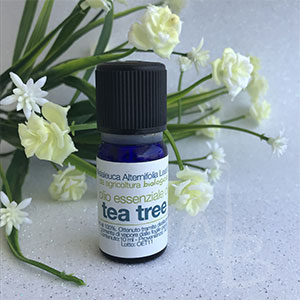 Olio essenziale di Tea Tree de La Saponaria