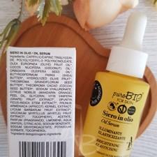Inci siero in olio PuroBIO for Skin