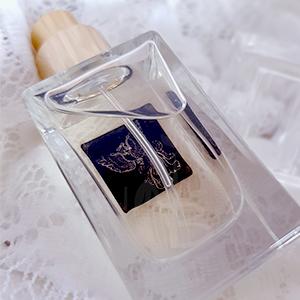 Dettaglio etichetta Alchemical Spice Bramasole