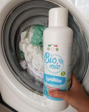 Detersivo lavatrice di Bio Mio Natural