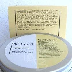 Inci dello scrub corpo di Bioearth