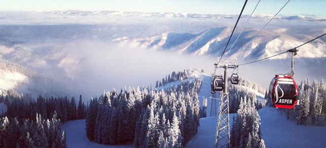 Image result for aspen skiing