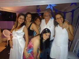 Com a família