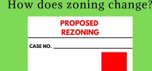 Click to see video: How does zoning change?