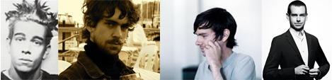 the changing looks of jack dorsey