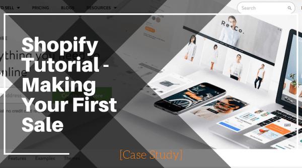 shopify tutorial