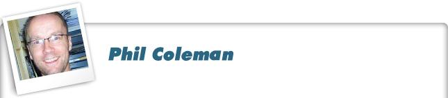 Phil Coleman