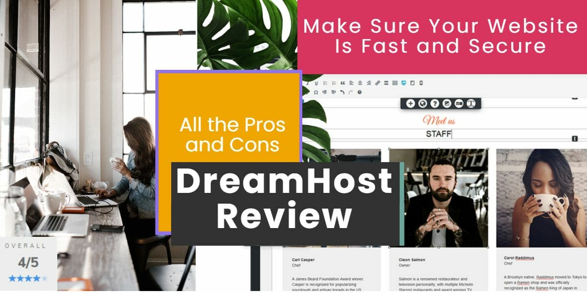 DreamHost Review In 2021 — All the Pros and Cons