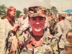 graduating airborne school 2006