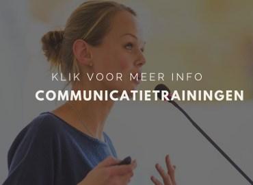 Communicatietrainingen